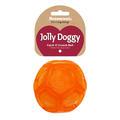 """英国Rosewood 狗玩具 """"茨啦""""响纸发声球 橙38302"""